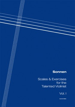 Violin Scales & Exercises Sonnen