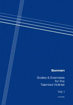Violin Scales & Exercises Sonnen